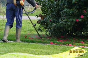 Espaces verts marc reger nettoyage industriel for Tva entretien espaces verts